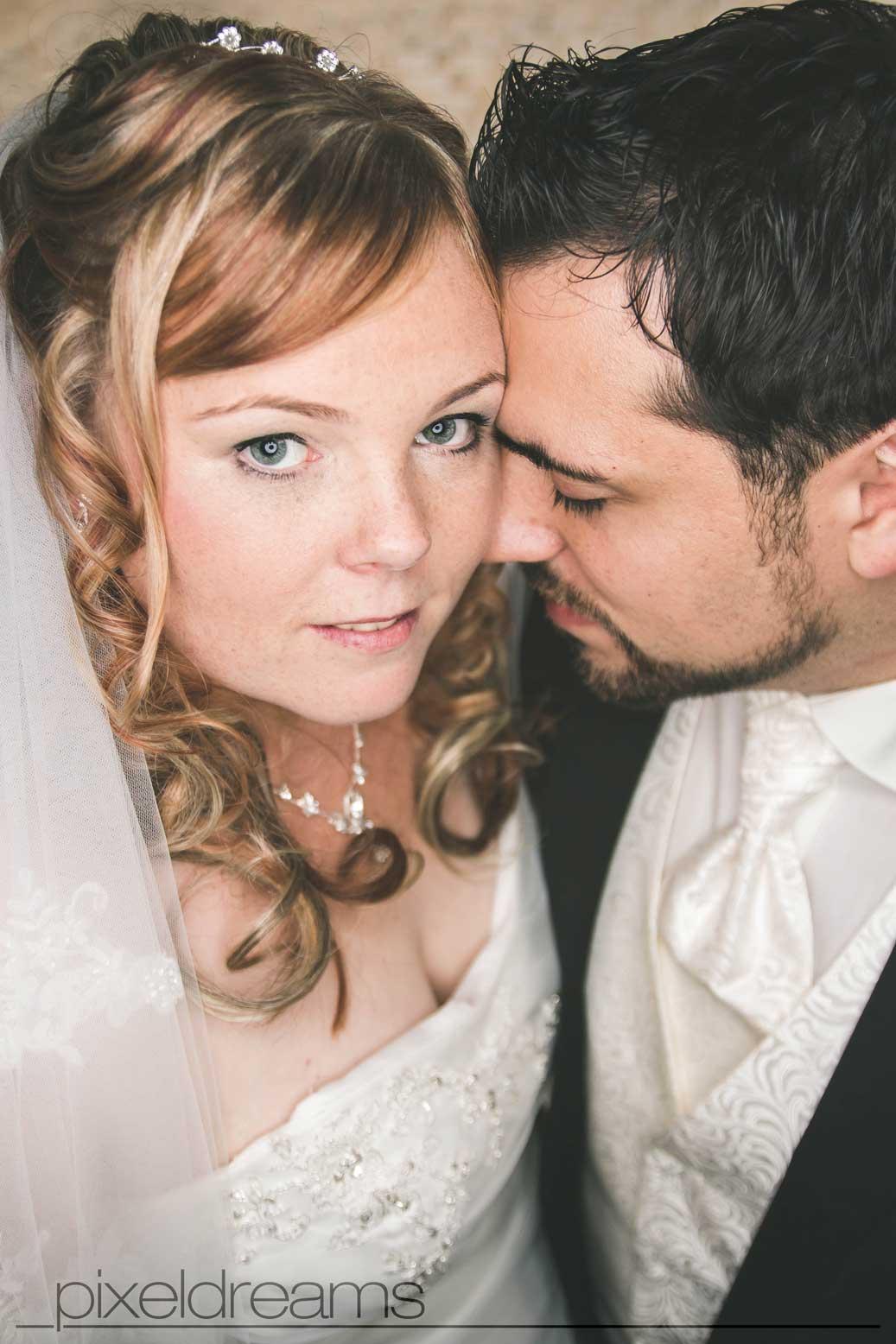 Hochzeitsfotograf Pixeldreams in Bergisch Gladbach – Hochzeitsfotos von Jessica & Gino
