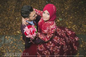 Türkischer Hochzeitsfotograf Siegen Kreuztal – Weiße Villa Dreslers Park – Elif & Mehmet