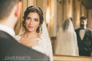 Hochzeitsfoto Stadthalle Wuppertal Braut Türkischer Hochzeitsfotograf Fotograf Hochzeit Pixeldreams