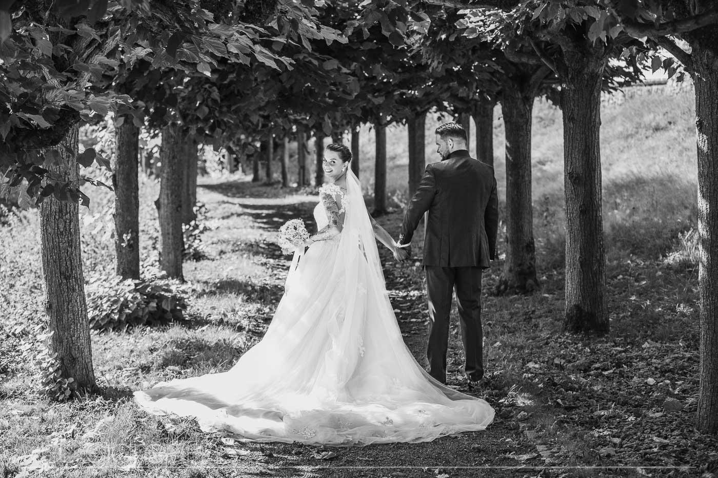 Hochzeitsfotos am Steigenberger Grandhotel
